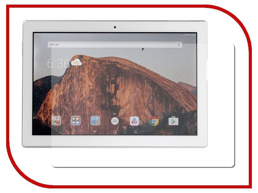 все цены на Аксессуар Защитная пленка для Lenovo Tab 4 TB-X304L 10-inch LuxCase суперпрозрачная 51167 онлайн