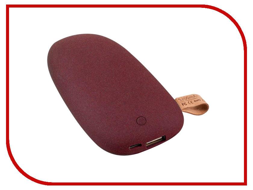 Аккумулятор Pebble 5200mAh Wine 5622.50 аккумулятор ice q 5200mah aero 5200 b