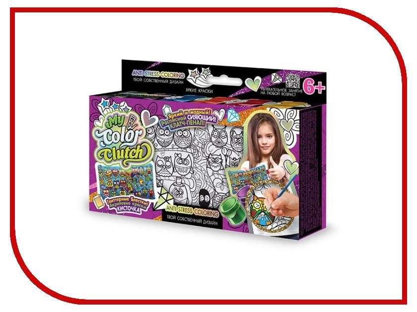 Набор Danko Toys My Color Clutch Совы CCL-01-02