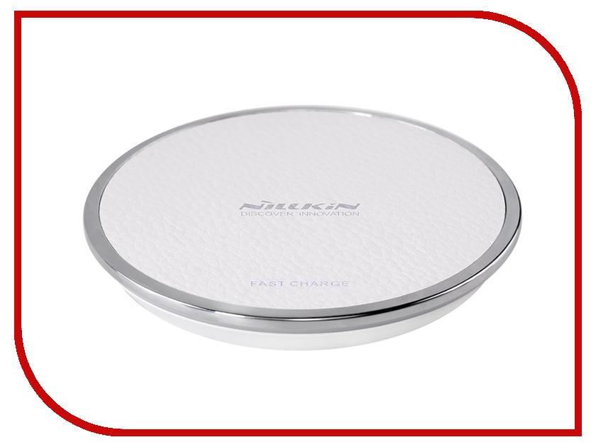 Зарядное устройство Nillkin Magic Disk III White MD-WCP III-FC