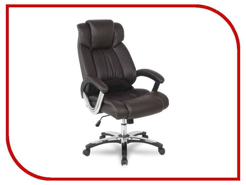 Компьютерное кресло College H-8766L-1 Brown кресло компьютерное college bx 3177 brown