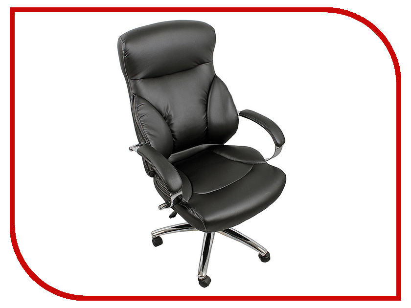 Компьютерное кресло College H-9582L-1K Black