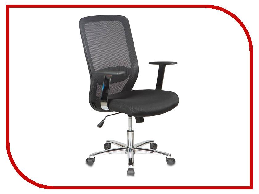 Компьютерное кресло Бюрократ CH-899SL/TW-11 Black кресло компьютерное бюрократ бюрократ ch 899sl tw 11 черный хром