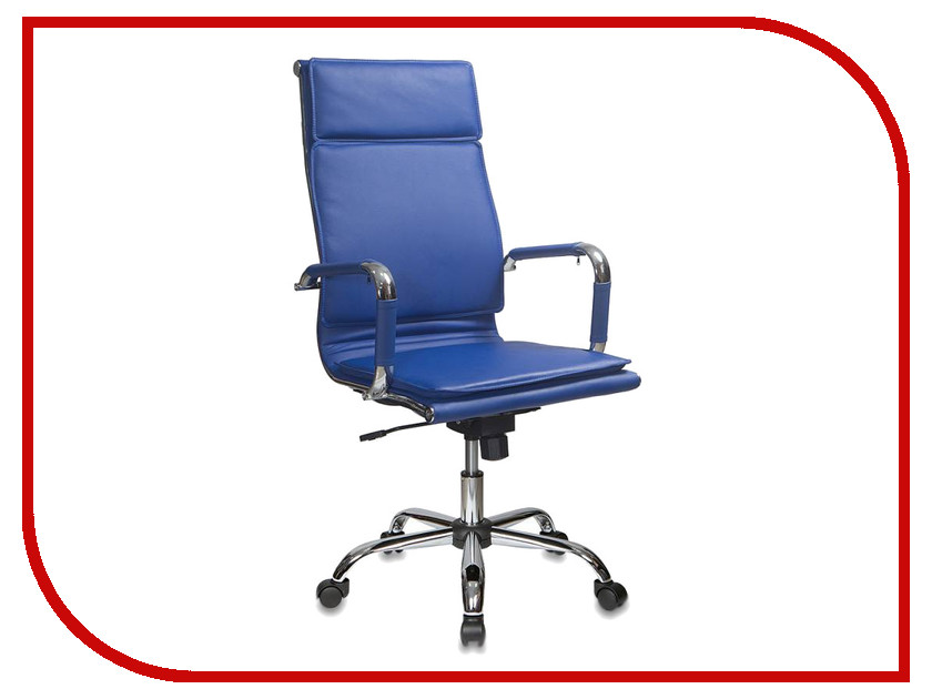 Компьютерное кресло Бюрократ CH-993 Blue кресло бюрократ ch 1201nx yellow желтый