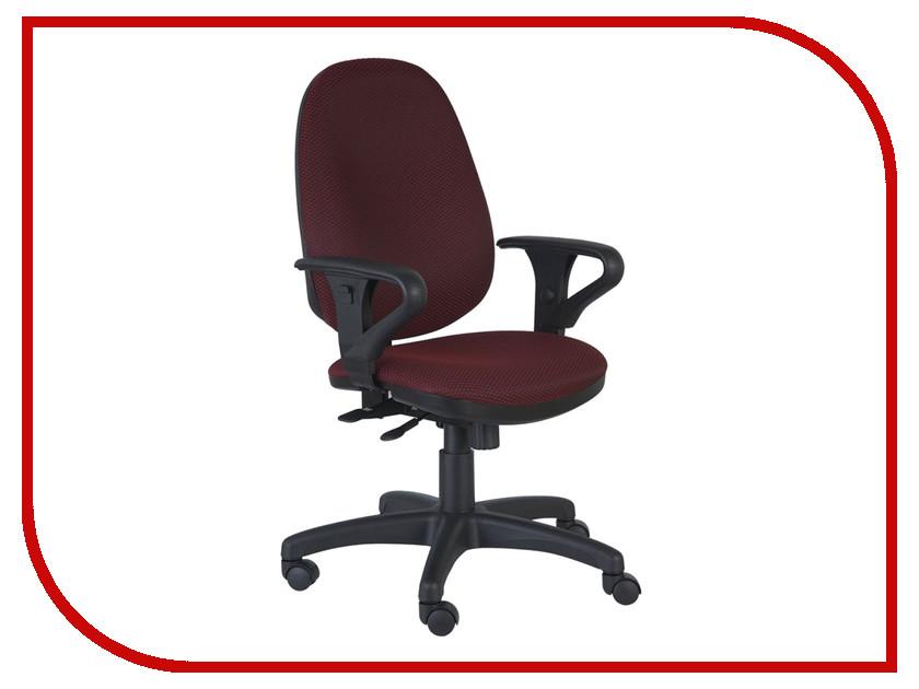 Компьютерное кресло Бюрократ T-612AXSN/Ch Bordo