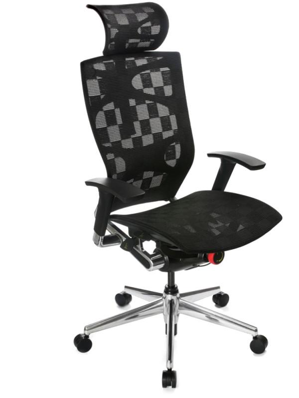 Компьютерное кресло Бюрократ 811 Black