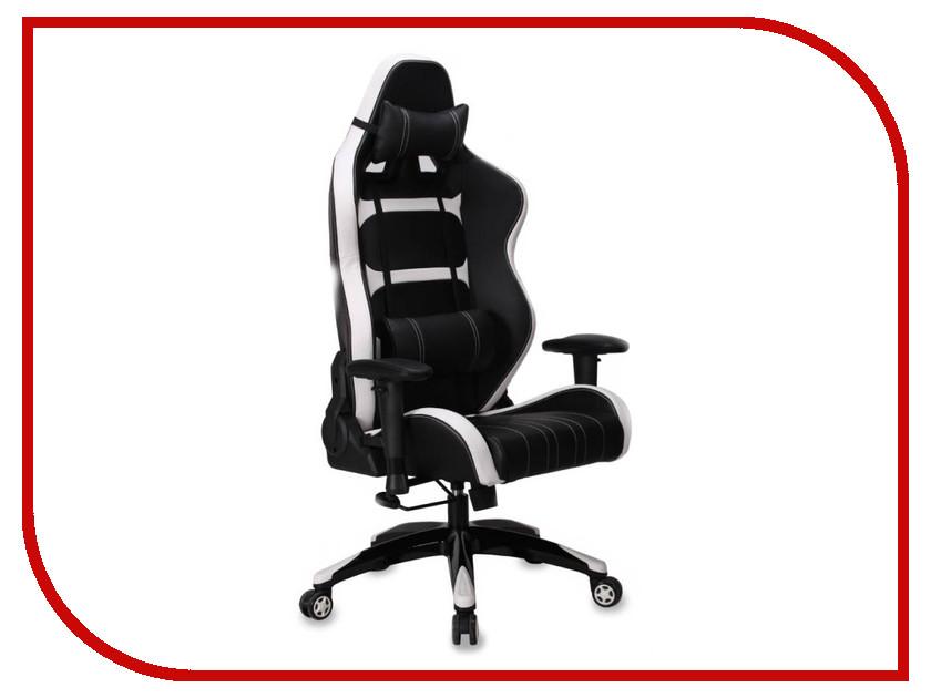 Компьютерное кресло Бюрократ CH-772 Black-White