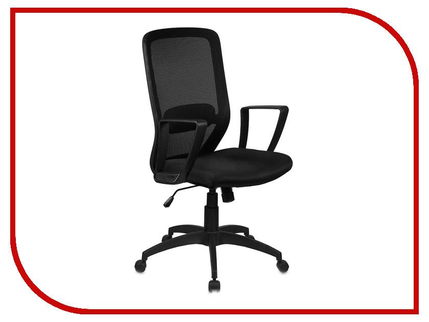 Компьютерное кресло Бюрократ CH-899/TW-11 Black кресло компьютерное бюрократ бюрократ ch 899sl tw 11 черный хром