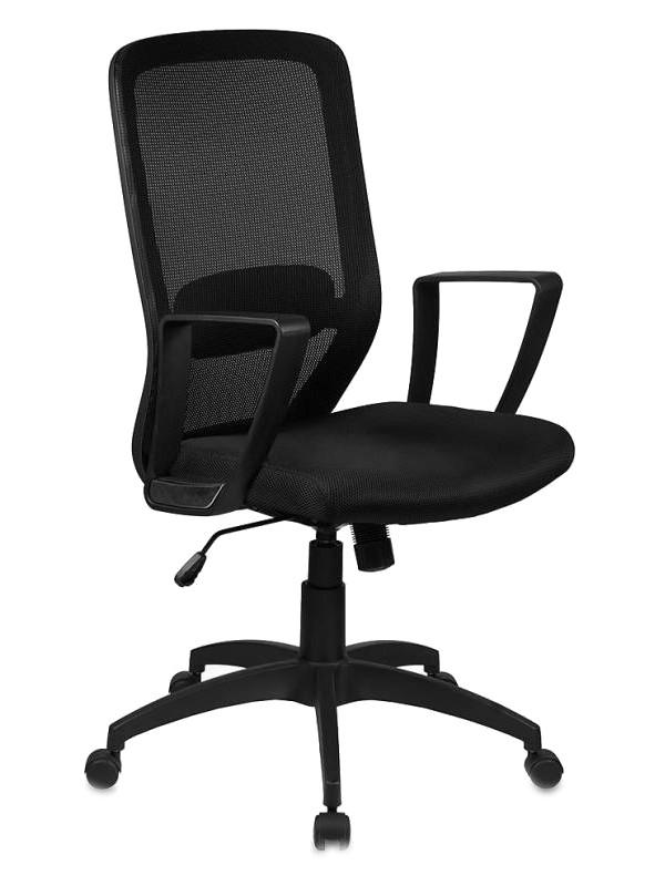 Компьютерное кресло Бюрократ CH-899/TW-11 Black кресло бюрократ ch 799m bl tw 10