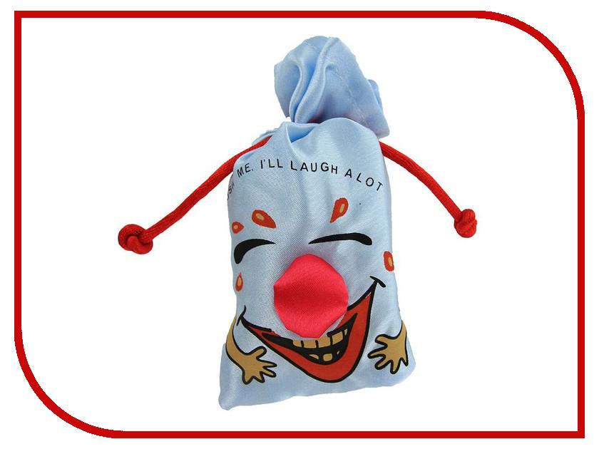 Игрушка антистресс Мешок со смехом Эврика Light Blue 93398
