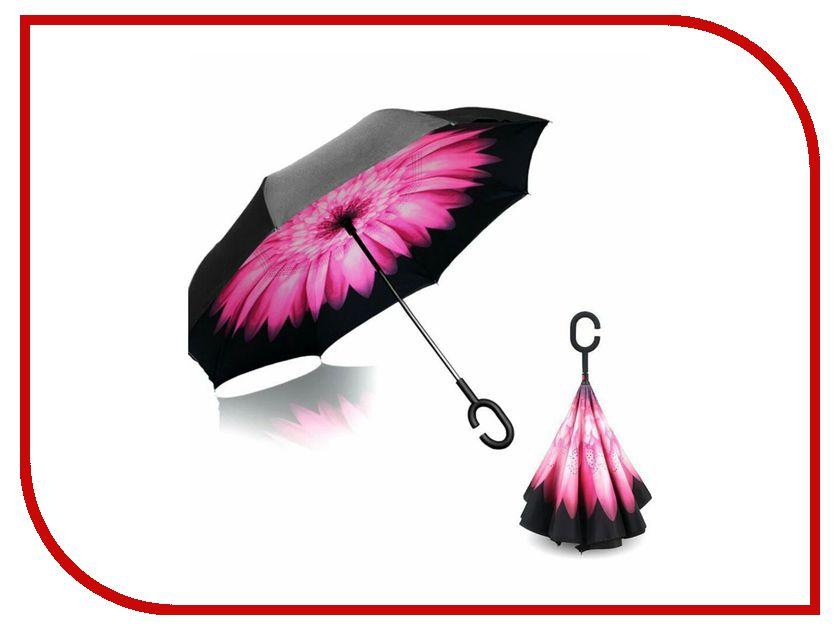 Зонт Эврика Неваляшка Цветок 98303 зонт эврика двойной black 91046