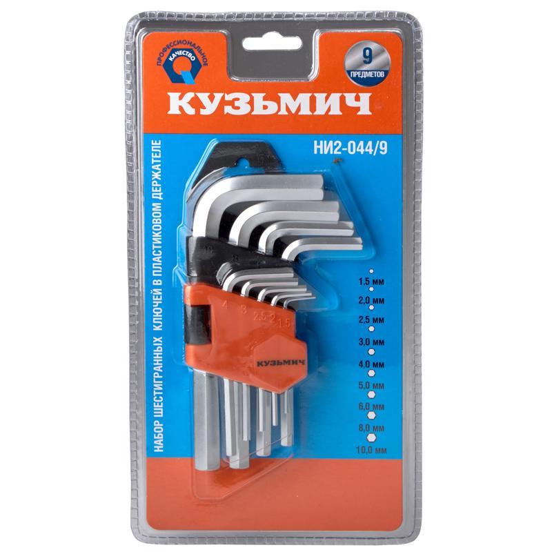 Набор ключей Кузьмич НИ2-044/9