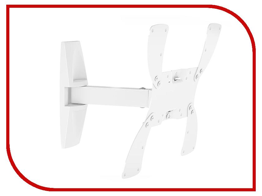 Кронштейн Holder LCDS-5020 (до 30кг) White кронштейн для телевизора holder lcds 5020