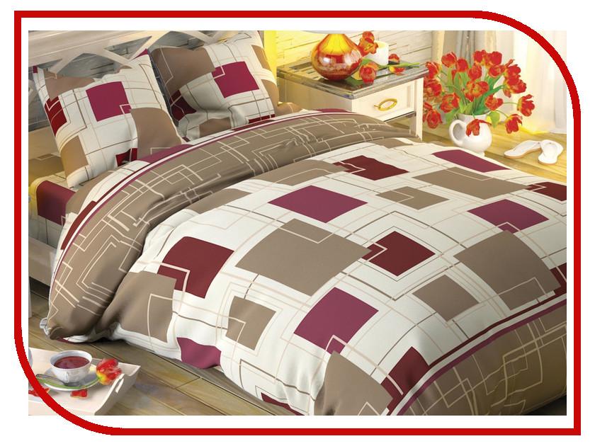 Постельное белье Этель Эдмонд Комплект 1.5 спальный Поплин 1444225