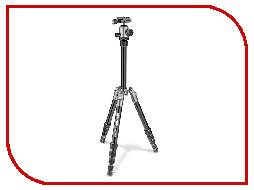 Штатив Manfrotto Element Traveller Grey MKELES5GY-BH