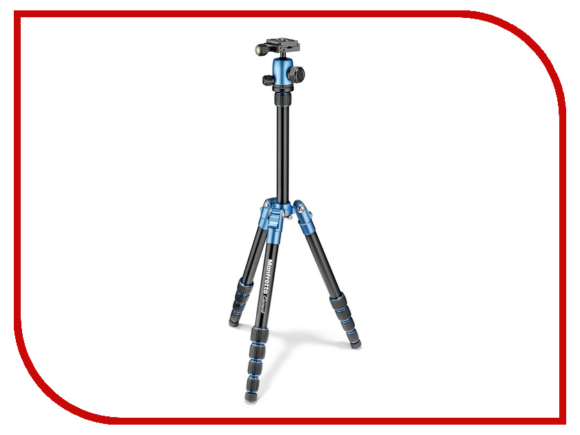 Штатив Manfrotto Element Traveller Blue MKELES5BL-BH