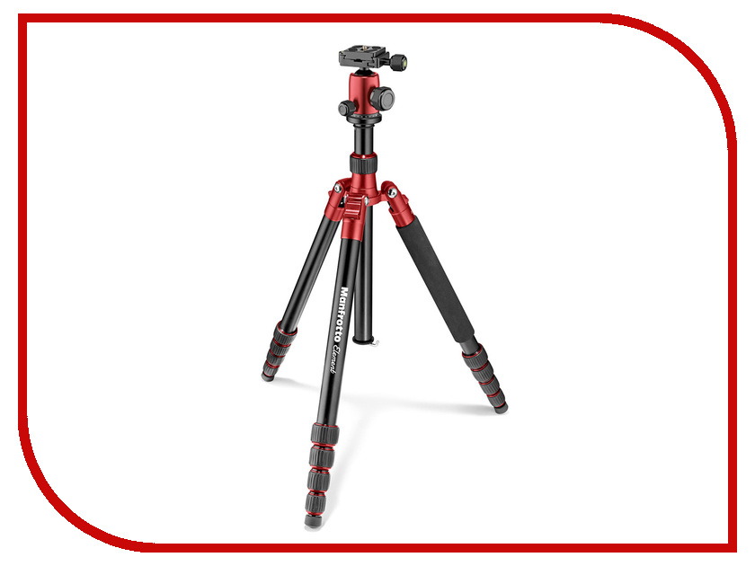 Штатив Manfrotto Element Traveller Red MKELEB5RD-BH