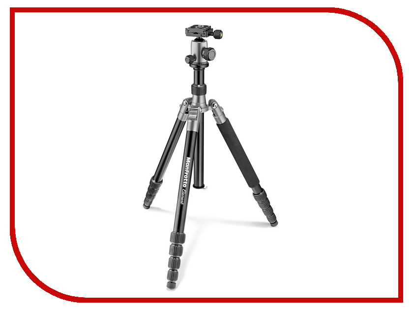 Штатив Manfrotto Element Traveller Grey MKELEB5GY-BH