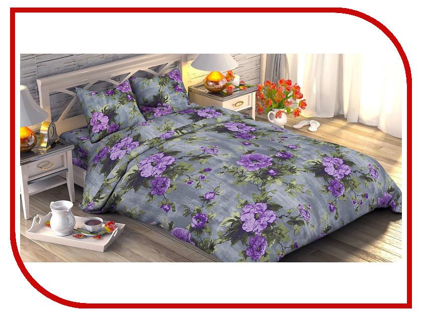 Постельное белье Этель Милена Комплект 1.5 спальный Поплин 1534737