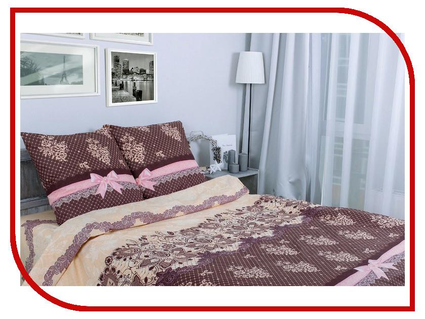 Постельное белье Этель Кружевная фантазия Комплект 1.5 спальный Поплин 1154321 зейтун шампунь молочная сыворотка отзывы