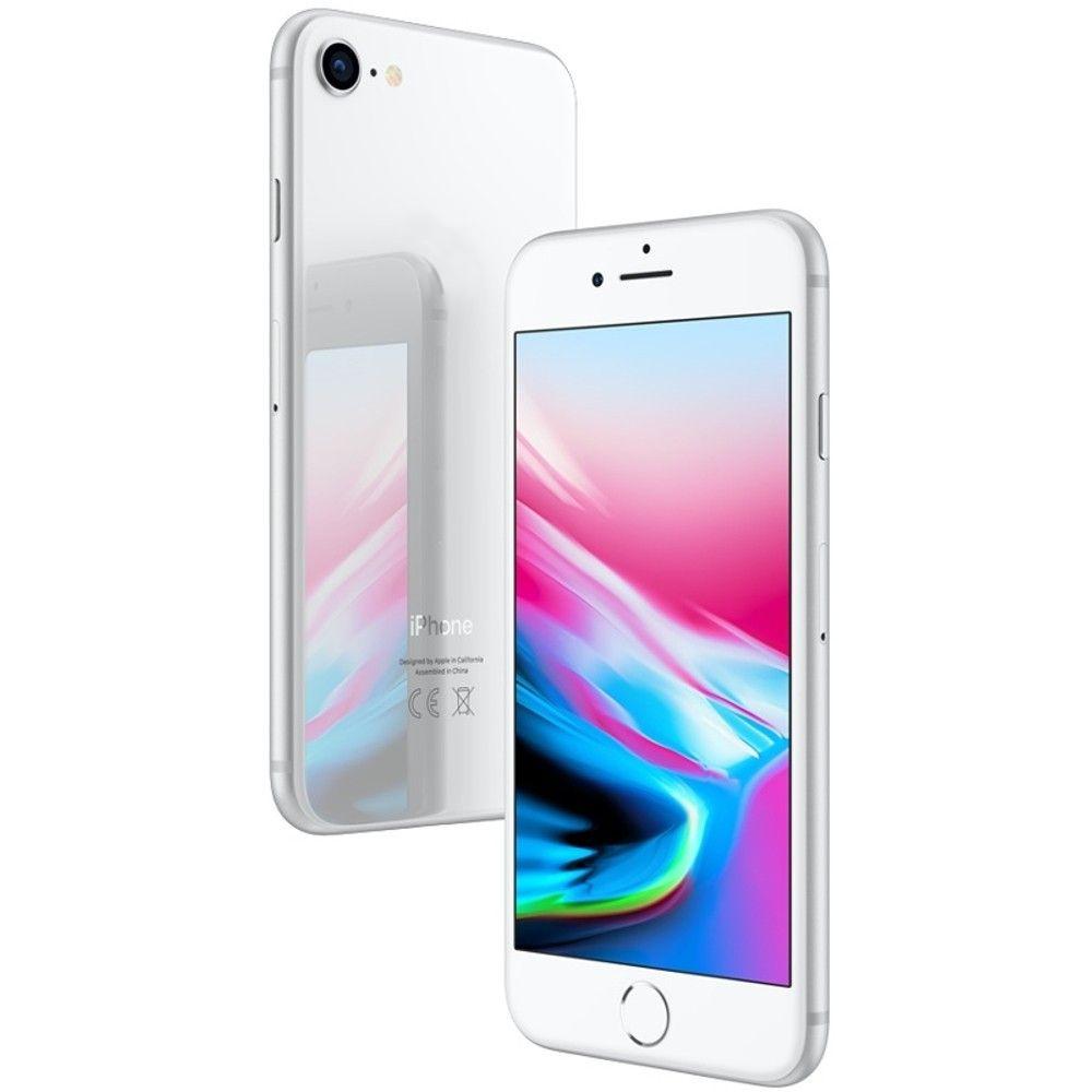 Сотовый телефон APPLE iPhone 8 Plus - 64Gb Silver MQ8M2RU/A Выгодный набор + серт. 200Р!!! сотовый