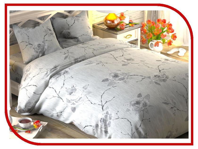 Постельное белье Этель Афелия Комплект 1.5 спальный Поплин 1444223