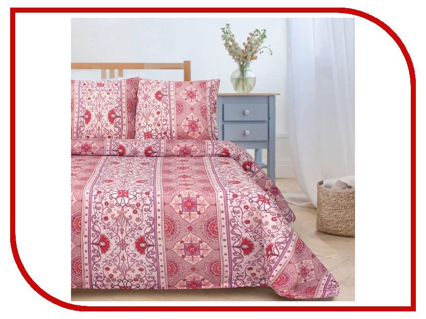 Постельное белье Этель Арабеска Комплект 1.5 спальный Поплин 1534697