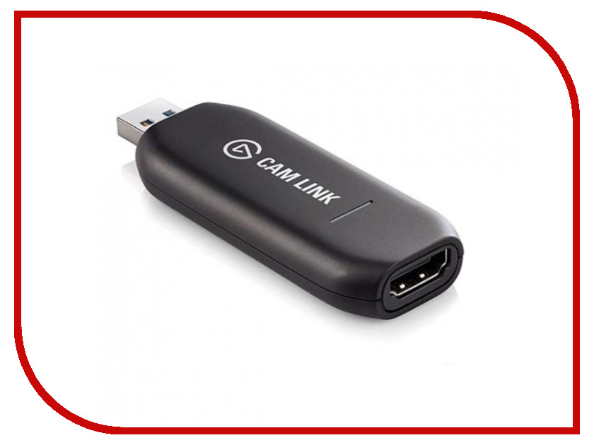 Аксессуар Elgato Cam Link HDMI Camera Connector датчик открытия elgato eve door
