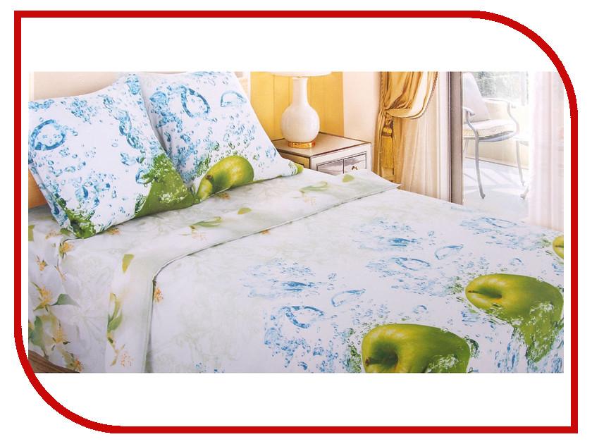 Постельное белье Этель Фрэш Комплект 1.5 спальный Поплин 1292997