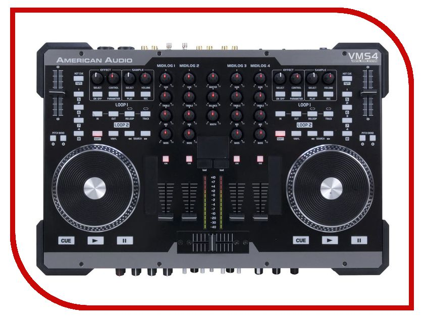 MIDI-контроллер American Audio VMS4