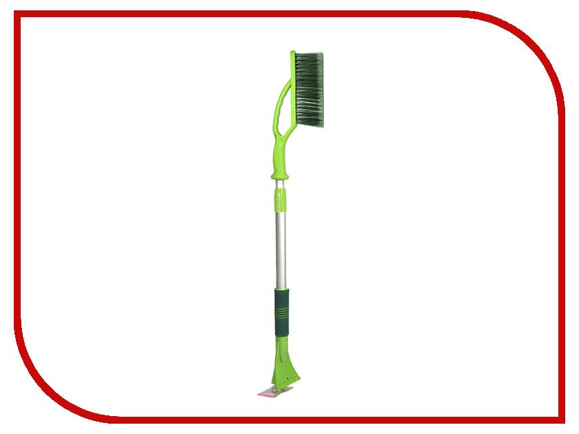 Щётка-скребок Li-Sa LS203 Light Green-Green 39897