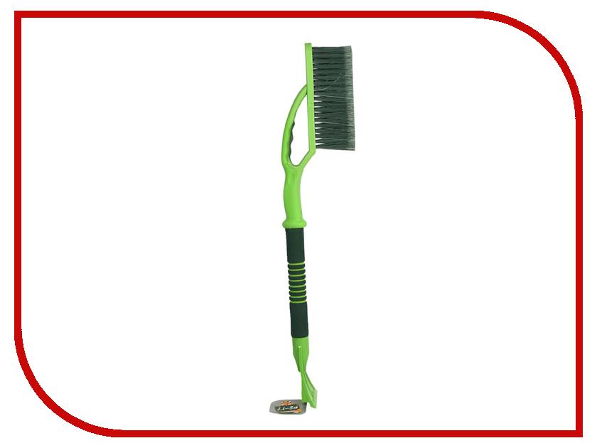 Щётка-скребок Li-Sa LS205 Light Green-Green 39899