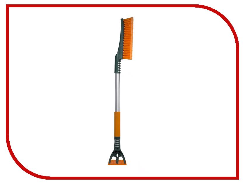 Щётка-скребок Li-Sa LS212 Orange-Green 44385