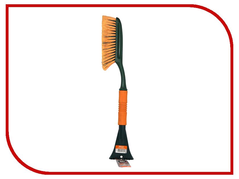 Щётка-скребок Li-Sa LS208 Orange-Green 39902