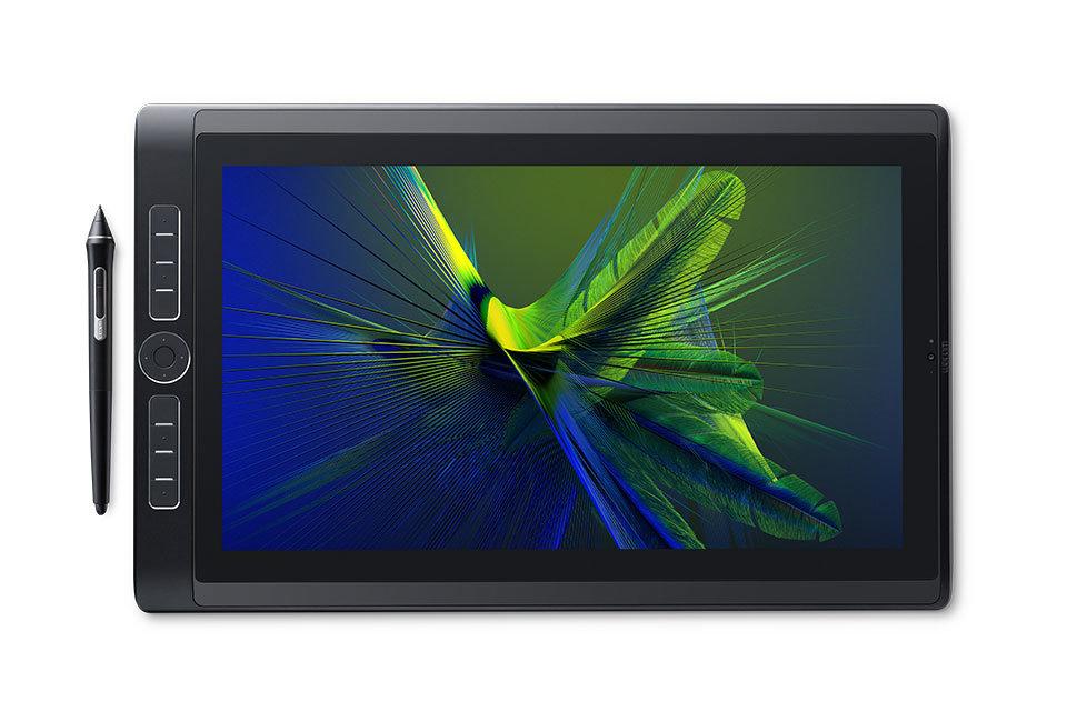 Графический планшет Wacom Mobile Studio Pro 16 256Gb DTH-W1620M-RU графический планешт wacom mobile studio pro 13 512gb цвет черный