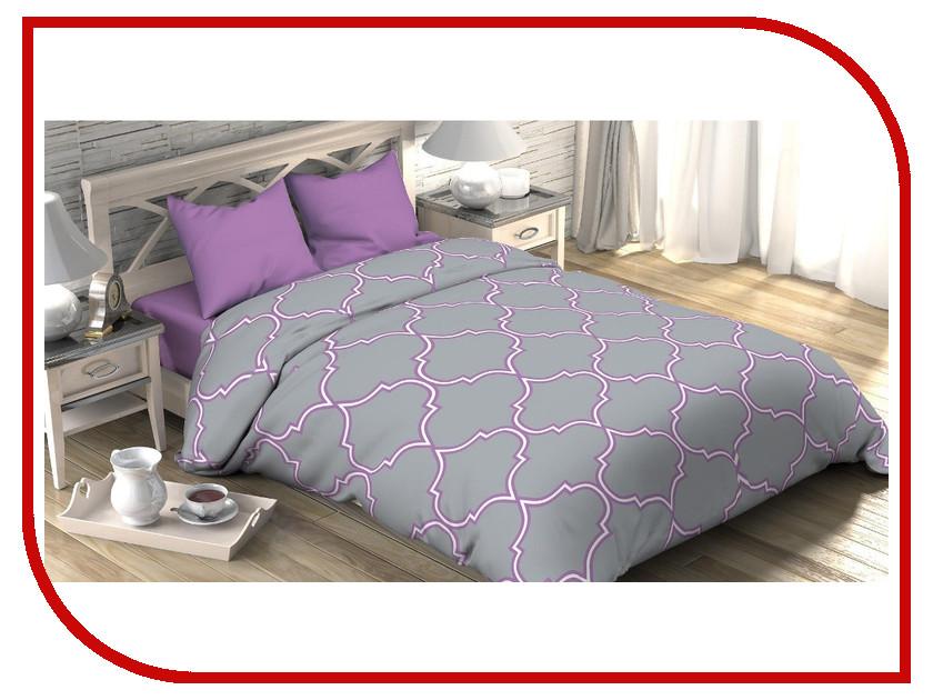 Постельное белье Этель Утро в Марокко Комплект 1.5 спальный Поплин 2565790
