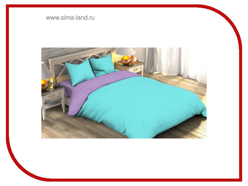 Постельное белье Этель Морской бриз Комплект 1.5 спальный Поплин 1877169