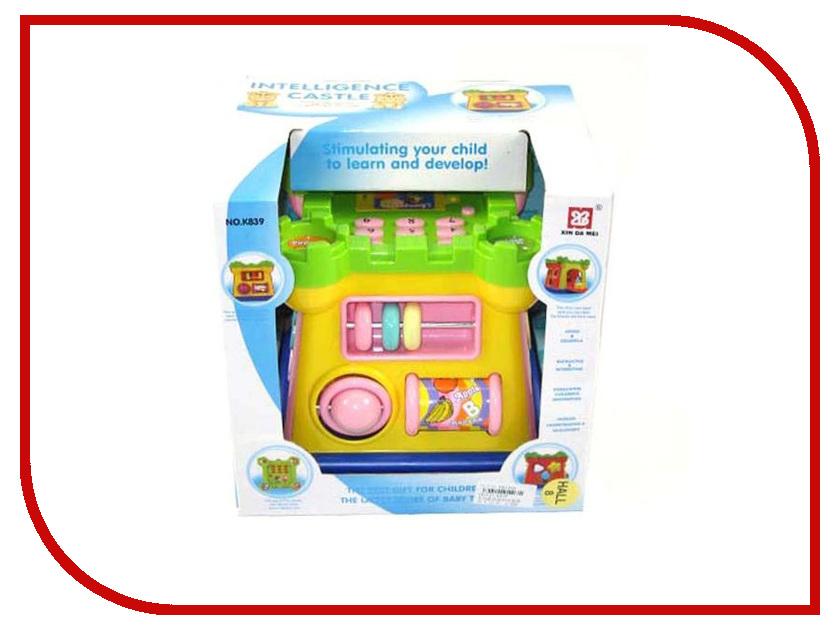 Игрушка Shantou Gepai Сортер Замок K839 игрушка для активного отдыха домик shantou gepai 999e 11a