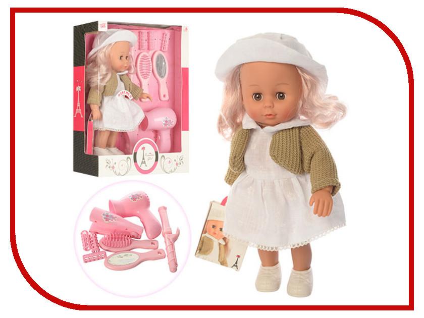 Кукла Shantou Gepai Кукла Лилли стилист LD66009B shantou gepai кукла озвученная baby toby