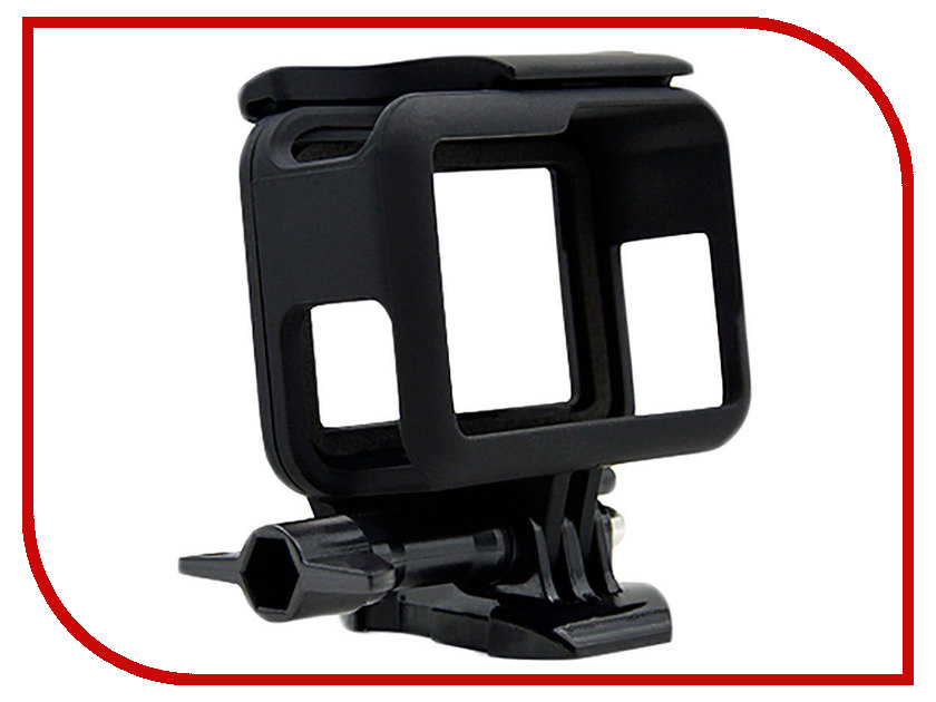 Аксессуар Крепление-рамка RedLine The Frame для GoPro Hero 5 AAFRM-001 Black byncg lens for gopro hero 5 sports camera go pro accessories can replace the 170 degree wide angle lens stand black edition