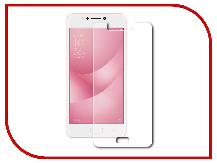 Аксессуар Защитное стекло ASUS Zenfone 4 Max ZC520KL Onext 41362 asus zenfone zoom zx551ml 128gb 2016 black