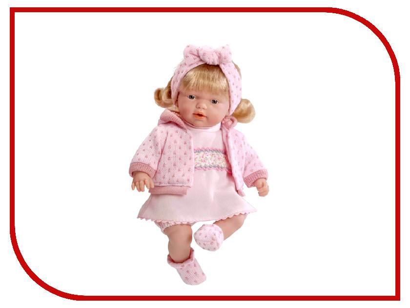 Кукла Arias Elegance Кукла блондинка Pink Т58639 arias кукла клоун 38 см т59774