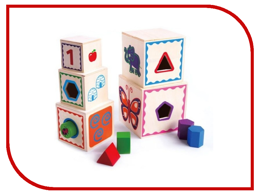 Игрушка Mapacha Сортер Волшебный куб 76678