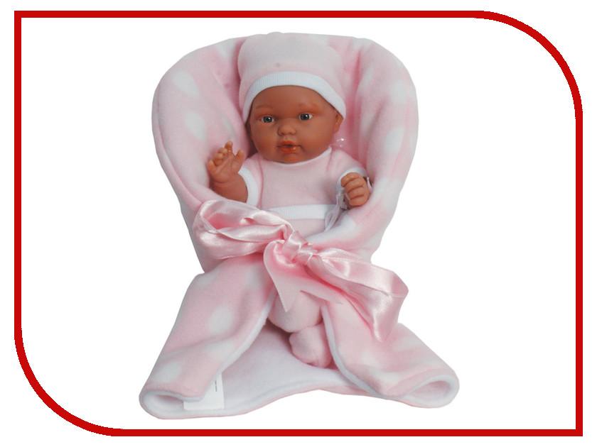 Кукла Arias Elegance Пупс во флисовом конверте Pink Т59273 arias пупс elegance в меховом голубом конверте