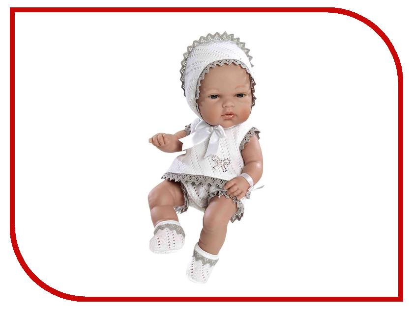 Кукла Arias Elegance Пупс White-Beige Т59284 arias пупс цвет платья белый розовый 42 см т59289