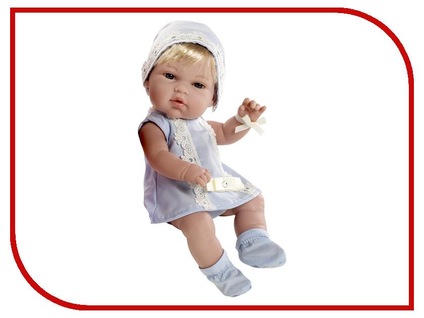 Кукла Arias Elegance Пупс блондинка Blue Т59286 arias пупс цвет платья белый розовый 42 см т59289