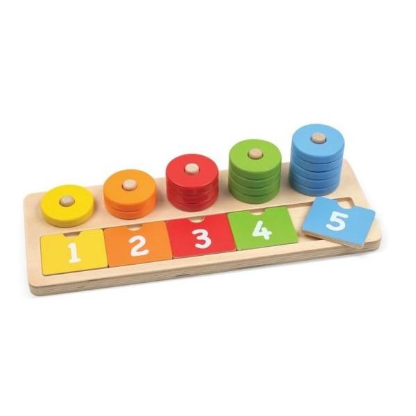 Развивающая игрушка Mapacha Учимся считать 76718