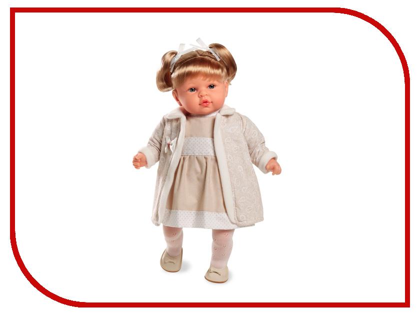 Кукла Arias Elegance Кукла Cream Т59793 arias кукла клоун 38 см т59774