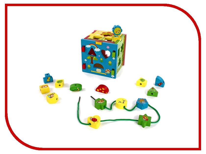 Игрушка Mapacha Радужный 76644 деревянные игрушки mapacha кубик радужный 3 в 1