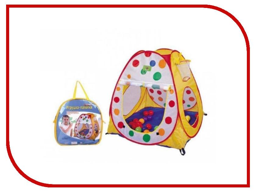 Игрушка Палатка 1Toy Красотка Т59903 1toy с мебелью 187 деталей красотка